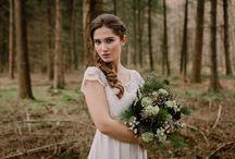 Styled Shoot mit unserem Brautkleid Fleur