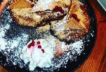 Pancakes spitaki me thea