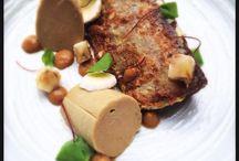 Evening A La Carte / Spring 2014 - Fabulous Food at 34! - Seasonal Ingredients.