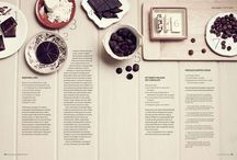 editorial and print layout inspiration
