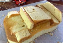 Cake - pasta