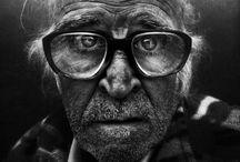 Портреты пожилых