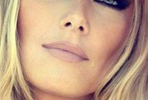 Makeup looks Smokey eye Nude lip