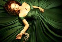 Green with Envy / by Liz Marcrum Bozka