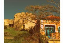 Castle (Kastra) Thessaloniki