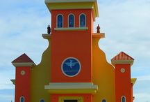 Churches II / Beautiful buildings to worship our Lord. / by Teresa Scroggins White