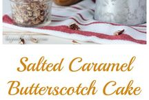 Carmel desserts