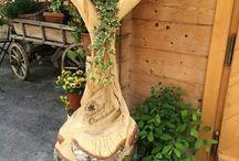 Holz kunst