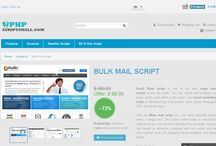 Email Blast Script / Email Blast Script is one of the best mass mail scripts across the globe.