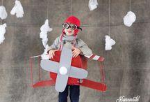 Disfraces para niños / Disfraces para niños y niñas fáciles de hacer. Easy diy costumes for kids.