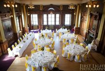 Colour inspiration: yellow/ orange / Wedding inspiration and ideas to style your wedding with yellow and orange. First Light Photography, wedding photographer, Scotland.
