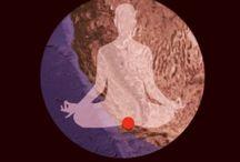 Centros de Poder / A Terra tem diversos centros de poder, e os mais relevantes têm ligação com os chakras do corpo humano. O que está no alto é como o que está embaixo.