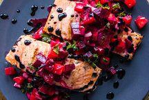 Recipes: Seafood