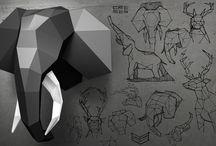 polygonal models