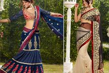 Traditional Designer Wear / Indian Traditional Designer sarees, suits, lehangas and more