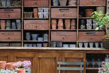 create a garden shop ?
