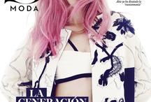 S moda Magazine cover