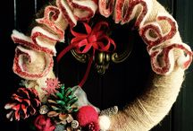 Handmade decorations