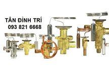 Van tiết lưu / Công ty TNHH Cơ Điện Lạnh Tân Đỉnh Trí đại diện phân phối các loại van Danfoss như Van tiết lưu, van điện từ, van chặn, kính xem gas, phin lọc gas, đá lọc, máy nén … Hotline: 093 821 6668