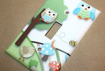 Owl Theme Nursery / Everything owl related to decorate your little ones room.   / by BabyBump: The App for Pregnancy