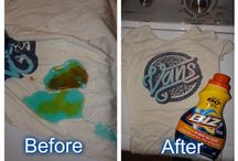 Before and After / by Biz Stain & Odor Eliminator
