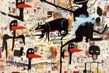 Art - Basquiat