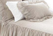 Dormitorios, cojines, mantas... / Todo lo relacionado con el dormitorio... / by Lorena Torres