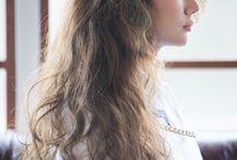Hair longue