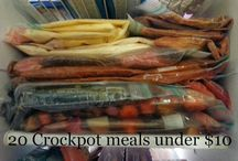 Food: Crockpot Recipes / by Brittany Sones