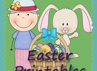 Easter and Passover Activities for Kids / Easter and Passover crafts and printable activities for kids. / by Cassie Osborne (3Dinosaurs.com)