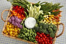 Vegetables Trays