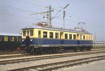 Lokomotiven, Locomotives, Wagons