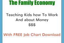 Teaching children how to work ideas