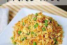 Recipes: Rice