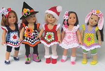 Vestidos muñeca