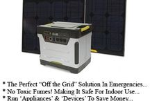 """Solar Power Systems / Solar Power Systems - Self-sustainable and self-sufficient solar powered systems & technologies for living """"off the grid"""", more efficiently, and saving some money."""