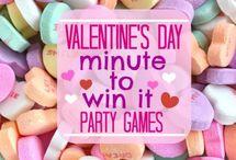 Valentines games