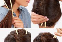 Идеи для волос