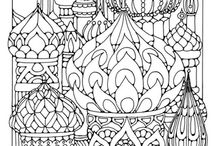 Coloring Pages! / by Katie King