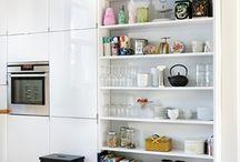 Kitchen shelfs!
