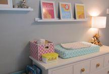 Baby Rooms / by Kendra Hansen Bjoralt