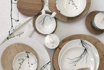 Vaisselle / Inspiration vaisselle, art de la table