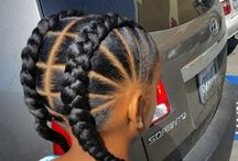 Mani hairstyle