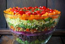 salads / by Norma Evans
