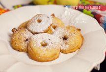 Dolci di Carnevale - E' quasi Magia in Cucina / I miei dolci di #carnevale!