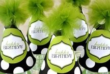 Birthdays ideas
