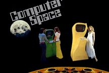 Computer Space - 1971 / First mass-produced arcade video game