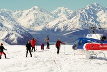 Mt Brown Heli-Weddings Aoraki Mt Cook