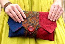 Kravatit materiaalina