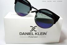 Sun glasses / Daniel Klein sunglasses
